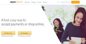 Logo of Amazon Payments
