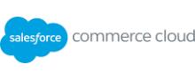 Logo of Salesforce Commerce Cloud