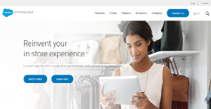 Salesforce Commerce Cloud Reviews: Overview, Pricing and Features