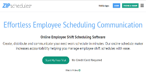 zip schedules reviews overview pricing and features