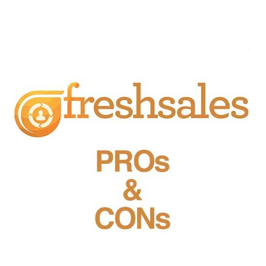 Freshsales: Pros U0026 Cons Of The Leading CRM Software Solution    Financesonline.com