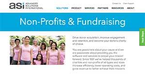 Logo of iMIS Fundraising Software