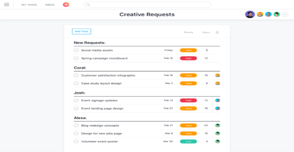 Asana Reviews: Overview, Pricing and Features