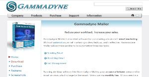 Logo of Gammadyne Mailer