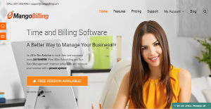 Logo of Mango Billing