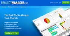 Logo of ProjectManager