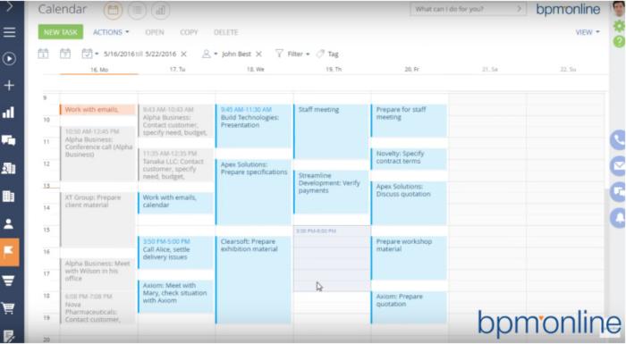 Comparison of 15 Leading Business Process Management Software
