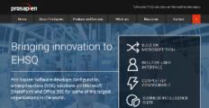 Logo of Pro-Sapien HSEQ Innovate