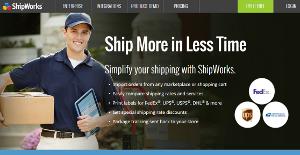Logo of ShipWorks