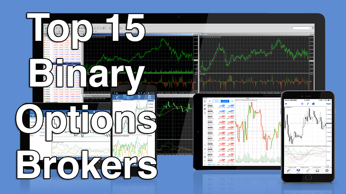Binary options trading brokers