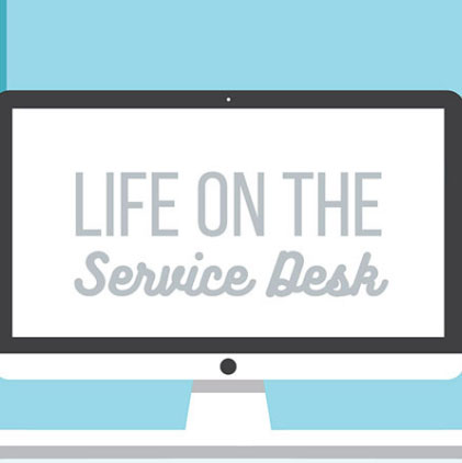 Life On The Service Desk In 2016 Infographic About Challenges Issues And Priorities Financesonline