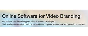 Video Branding Tools
