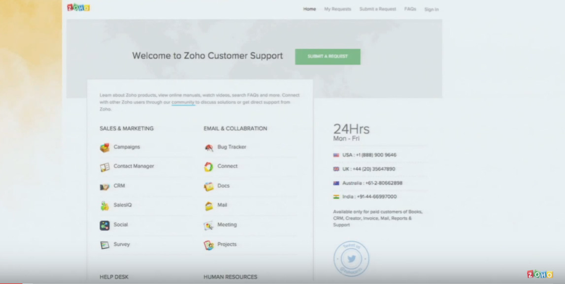 Review of the Most Useful Features & Tools In Popular Zoho