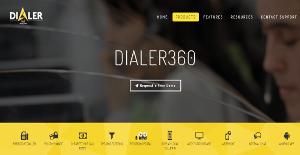 Logo of Dialer360