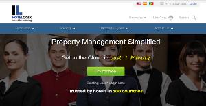 Logo of Hotelogix