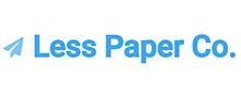 Less Paper Co.