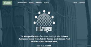 Logo of Nitrogen