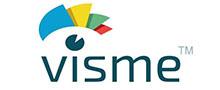 Logo of Visme