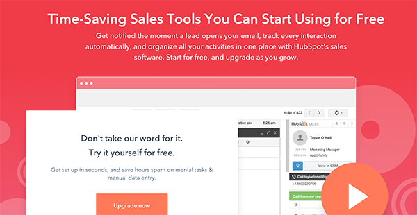 HubSpot Sales Reviews: Overview, Pricing and Features