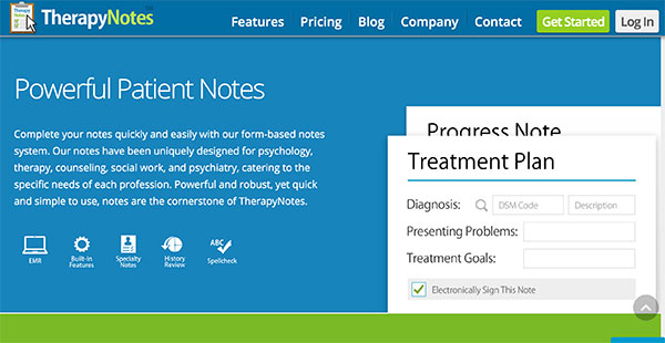 TherapyNotes Reviews: Overview, Pricing and Features