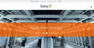 Logo of Kony