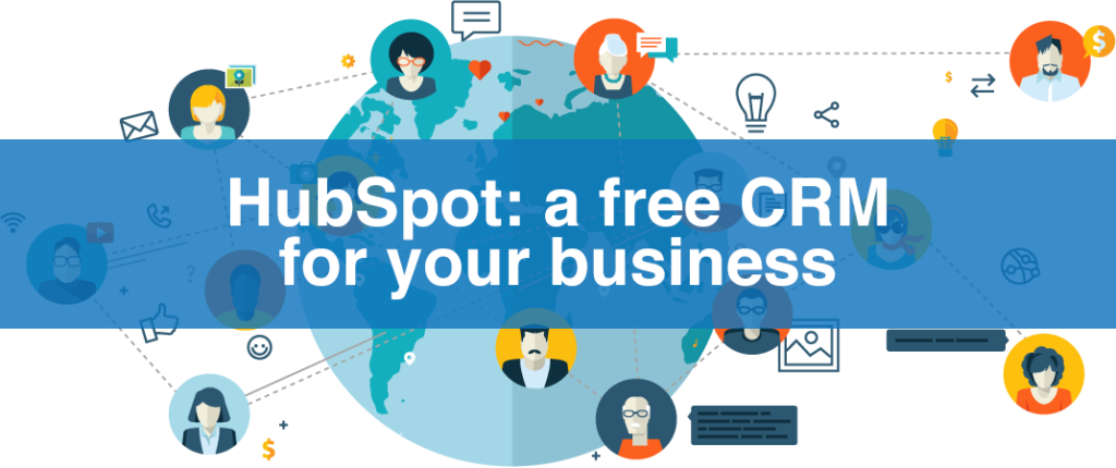 HubSpot: a Free CRM for Your Business
