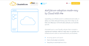 Logo of Cloud With Me