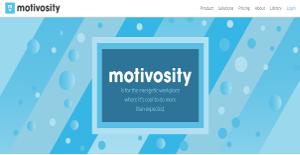 Logo of Motivosity
