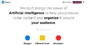 Logo of WordLift