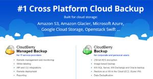 Logo of CloudBerry