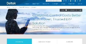Logo of Deltek Costpoint