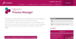 Logo of Signavio Process Manager