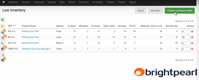 Top 3 Inventory Management Solutions Comparison Of Zoho Inventory