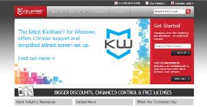 Logo of KioWare