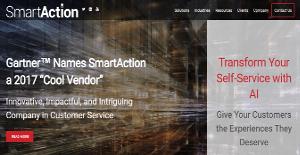 Logo of SmartAction