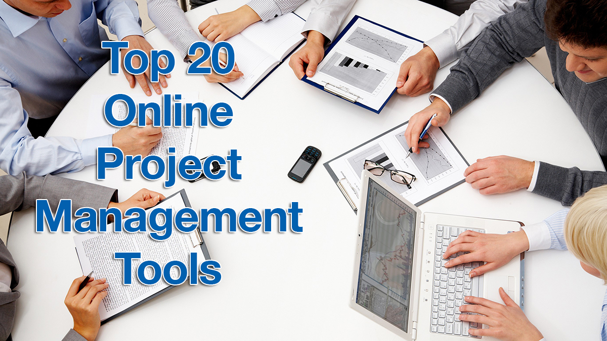 20 Best Online Project Management Tools To Manage Your