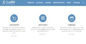 CatDV Reviews: Overview, Pricing and Features
