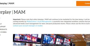 Logo of Interplay MAM