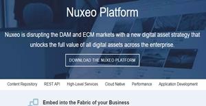 Logo of Nuxeo Platform