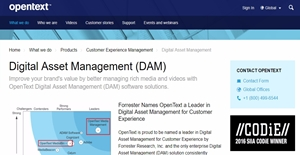 OpenText DAM Reviews: Benefits, Pricing and Features