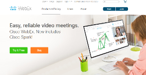 Cisco WebEx Reviews: Overview, Pricing and Features