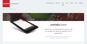 Zomato Base Reviews Pricing Amp Software Features 2019