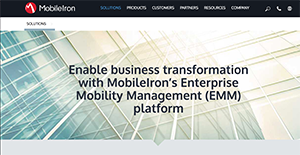 MobileIron EMM Reviews: Benefits, Pricing and Features