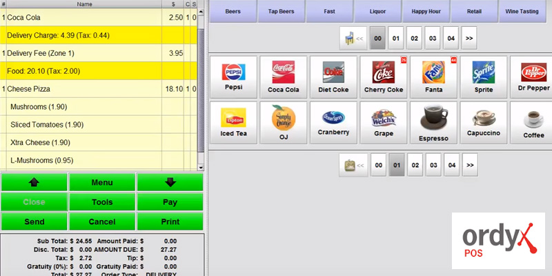Best POS Systems For Restaurants Comparison Of Solutions - Restaurant table management system