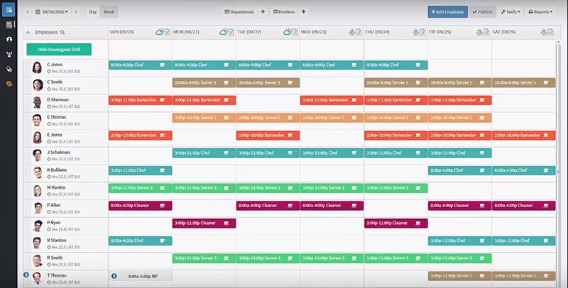 20 Best Employee Scheduling Software Solutions of 2019