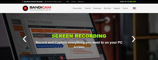 Bandicam Reviews: Overview, Pricing and Features