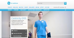 Logo of Centricity EMR