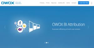 Logo of OWOX BI