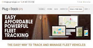 Logo of Plug N Track GPS
