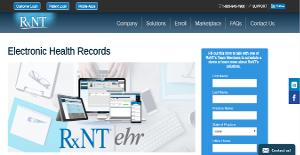 Logo of RXNT EHR